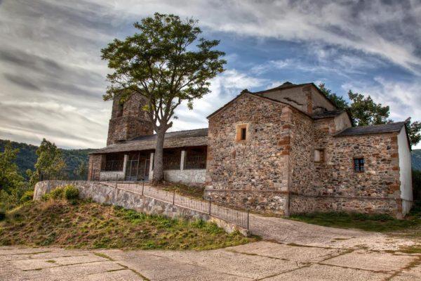 Iglesia de Sosas de Laciana